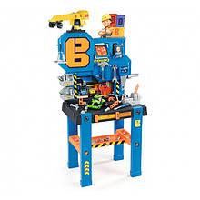 Мастерская инструментов Bob Bricolo Center Smoby 360715