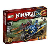 Лего ниндзяго  Оригинал Пустынная молния 201 pcs Конструктор LEGO NINJAGO Movie 70622