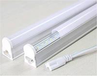 Светодиодный светильник T5 Z-600-9W-PL пластик холодный белый