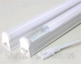 Светодиодный светильник Т5 аллюминий T5-600-8-42 8W нейтральный белый
