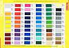 Полноцвет для шкафов-купе (цветное стекло)