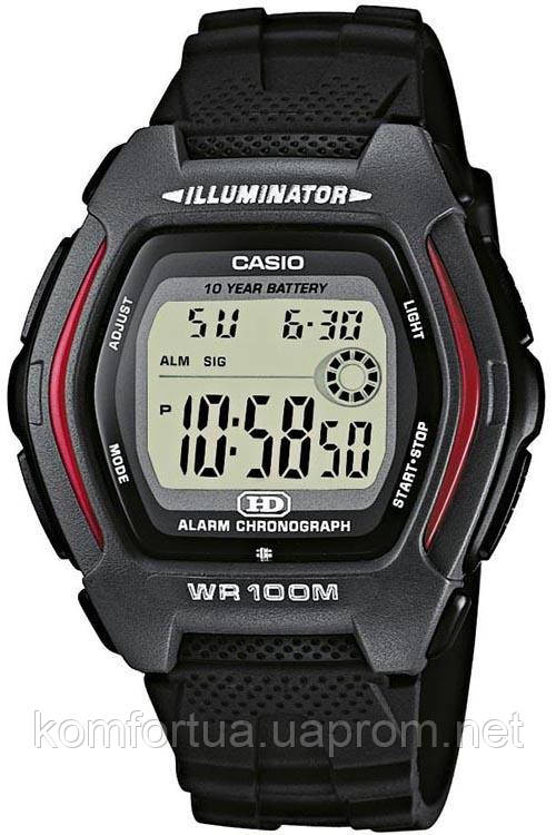 Часы CASIO HDD-600-1AVEF