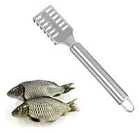 Скребок для чистки рыбы Joseph & Joseph