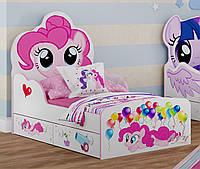 Детская кровать Little Pony Пинки Пай
