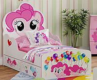 Детская кровать Little Pony Пинки Пай Литл Пони, фото 1