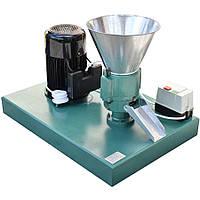 Гранулятор комбикорма EUROCRAN 150, сменная матрица, 150 кг/час, 3,3 кВт
