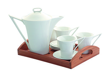 Набор для чая и кофе  AUGUSTIN WELZ  AW-2254