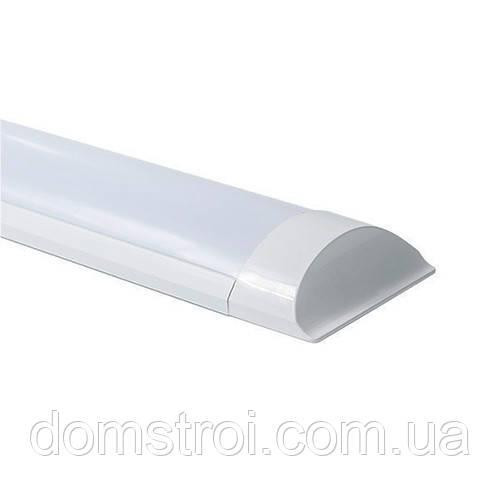 Линейный LED светильник LN-18-600 холодный белый