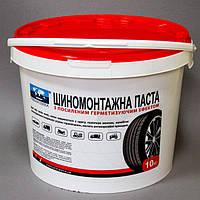 Шиномонтажна паста червона, кг 10 кг