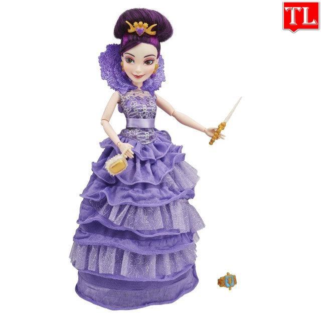 Лялька Спадкоємці Дісней Мел Коронація / Disney Descendants Villain Descendants Coronation Mal