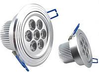 Cветодиодный светильник  high power 7w