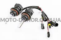 Лампы биксеноновые (пара)   HB5 (12V 50W DC AMP)   4300K