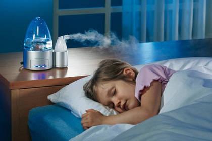 Бытовые - Увлажнители воздуха в детской комнате