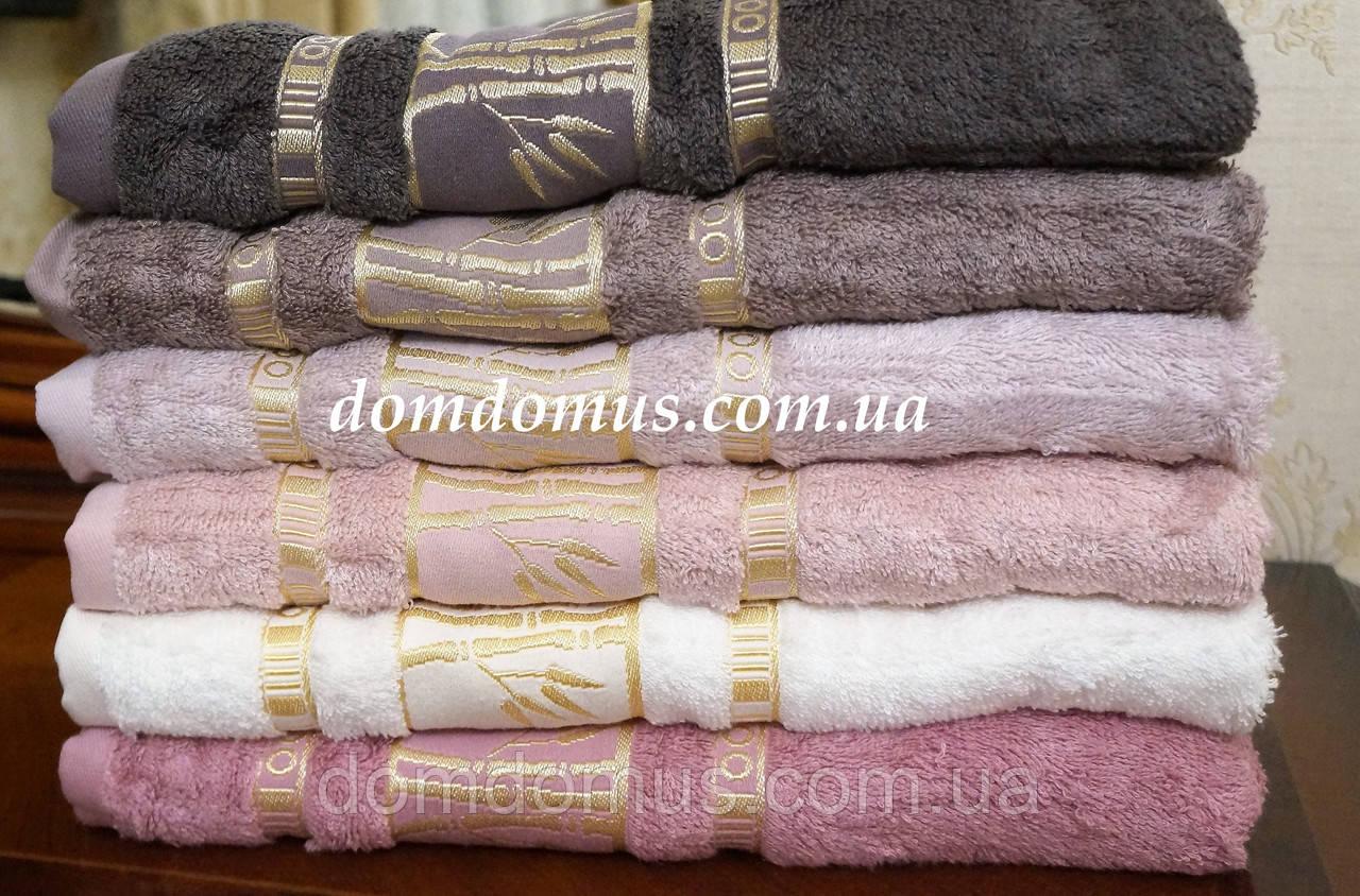 "Махровое полотенце ""Bamboo Gold""  70*140 Philippus 6 шт./уп.,Турция"