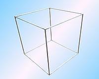 Куб из трубки , фото 1
