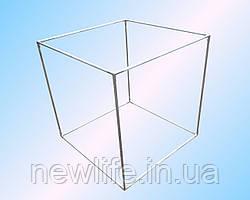 Куб для жонглирования, куб из трубки