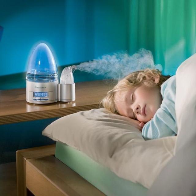 Увлажнитель воздуха для детской комнаты: цена, продажа в Укр.