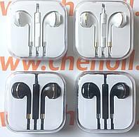 Наушники гарнитура для iPhone 4 4S 5 5S SE 6 6S Plus New Line