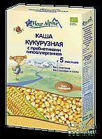 """Детская каша органическая кукурузная с пребиотиками безмолочная  """"Fleur Alpine"""", 175г"""