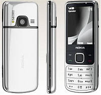 Оригинальный телефон Nokia 6700 silver