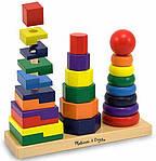 Деревянные игрушки. В чем польза и как подойти к выбору?