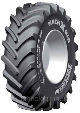 Шина 650/75 R38 169A8/169B MACHXBIB TL (Michelin)
