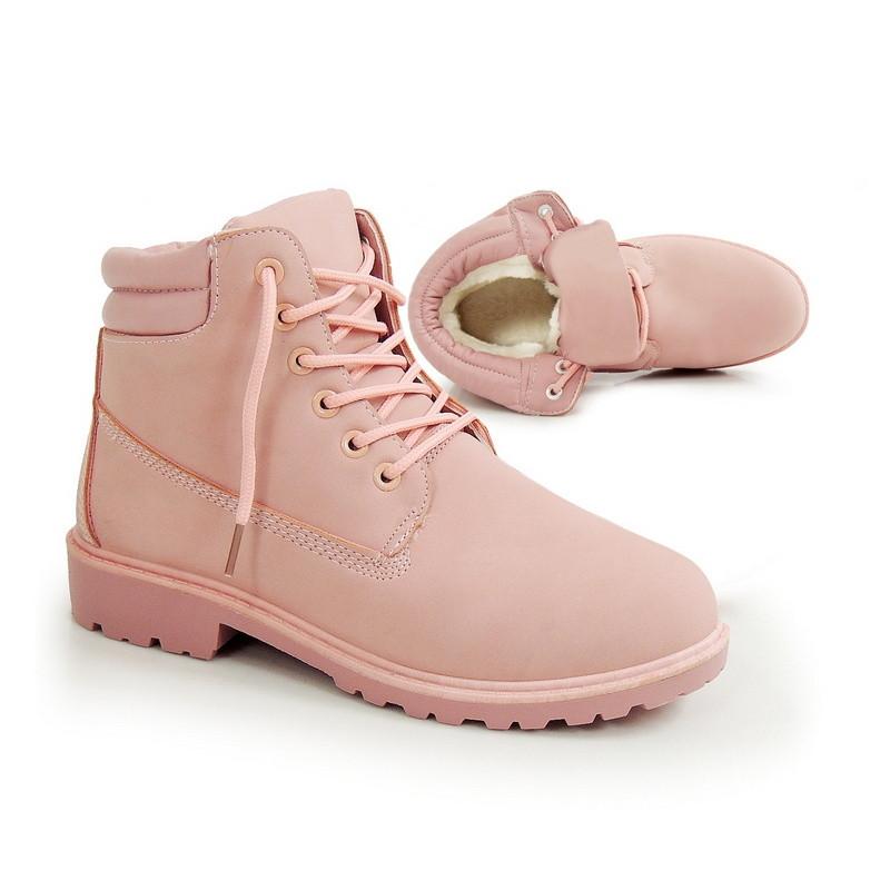 Женские ботинки Horrigan pink