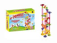 Набор игровой детский Конструктор-лабиринт Marble 80дет.