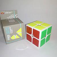 Головоломка Кубик Рубика 2х2 Moyu Guanpo White (кубик-рубика)