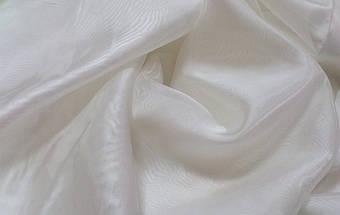 Тюль микровуаль Молочная, фото 2