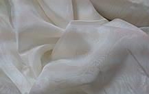 Тюль микровуаль Молочная, фото 3
