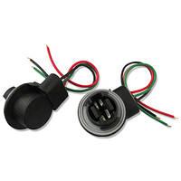 "Разъем с проводом ""мама"" для ламп (W27/5W) 3157 socket SOCKETS"