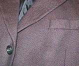 Пиджак шерстяной TURO (56), фото 5