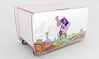 Ящик для игрушек Little Pony