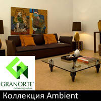 Пробковый паркет Granorte Ambient (Гранорт Амбиент)