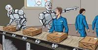 Роботизированные Склады и Погрузчики  - Складские роботы