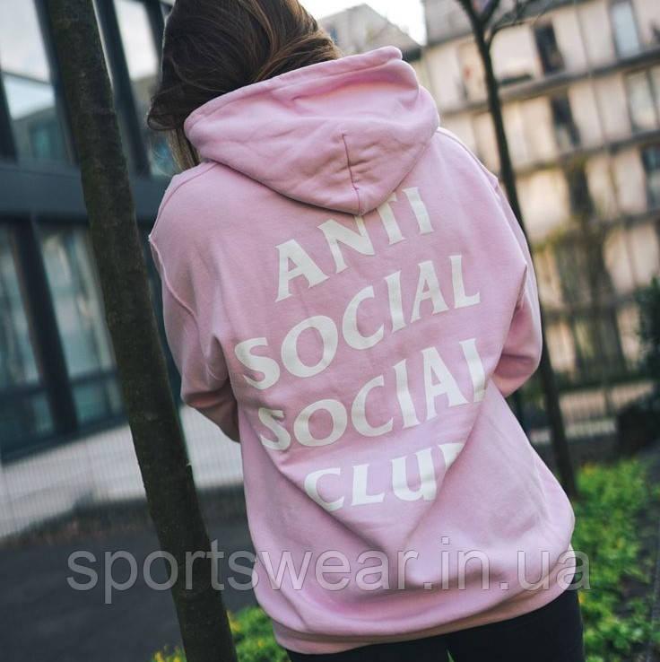 "Худи  ASSC Antisocial social club БИРКА | Толстовка АССК """" В стиле Anti Social Social Club """""