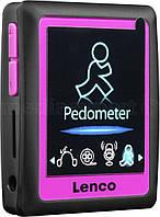 Плеер LENCO MP3 PODO-152 Różowy