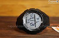 Оригинальные часы Skmei 1025 Black / Водостойкие, противоударные спортивные часы !