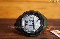 Оригинальные часы Skmei 1025 Army / Водостойкие, противоударные спортивные часы !