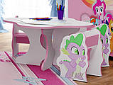Стульчик Little Pony, фото 4