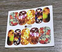 Слайд для дизайна ногтей А1201