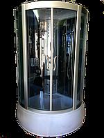 Гидромассажный бокс с глубоким поддоном Diamond A-002