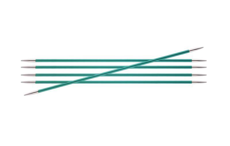 Спицы носочные 15 см Zing KnitPro 8.00 мм
