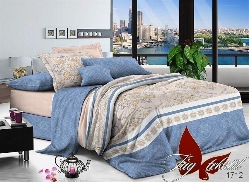 ТМ TAG Комплект постельного белья с компаньоном 1712
