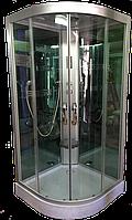 Гидромассажный бокс с низким поддоном Diamond A-303