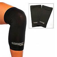 Фиксирующий коленный бандаж Copper Fit Knee Sleeve