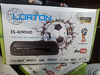Т2 ресивер 4090HD YouTube IPTV ТМLORTON ES
