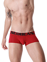Белье мужское красного цвета Seobean. Код:SB16