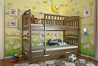 Кровать двухъярусная-трансформер Смайл Arbor Drev 80×190 Сосна